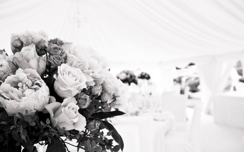 Wesele w stylu black&white