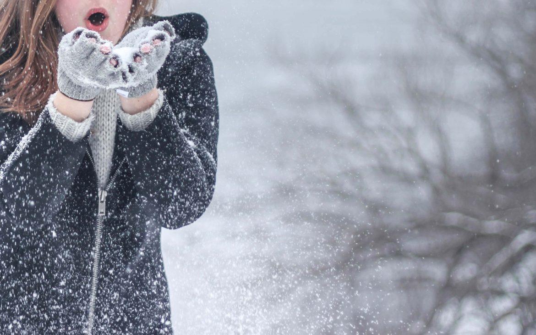 Wesele w stylu zimowym