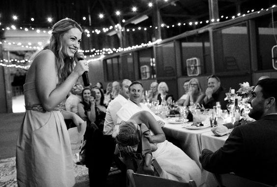 Przemowa podczas wesela – niepotrzebny stres czy konieczność?